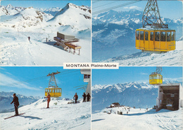 SWITZERLAND - Montana 1975 - Plaine Morte - VS Valais