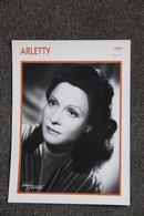 Artiste : ARLETTY - Collezioni