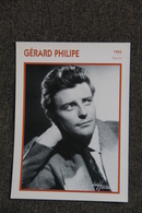 Artiste : GERARD PHILIPE - Colecciones