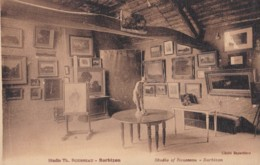 AR53 Studio Th. Rousseau, Barbizon - Barbizon