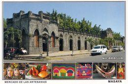 1 AK Nicaragua * Market Castle In Der Stadt Masaya * - Nicaragua
