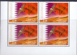 2012 QATAR A Joint Issuance Between Qatar And Morocco Block Of 4 Corner MNH - Qatar