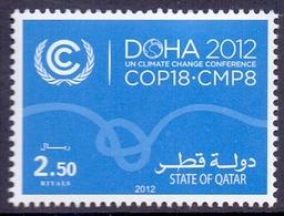 2012 QATAR Un Climate Nations Change Conference 1 Values  MNH - Qatar