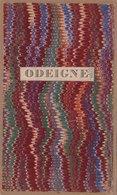 ODEIGNE  ( Commune De MANHAY ) Vers 1900 - Cartes Géographiques