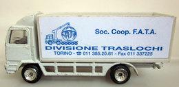 CAMION TRASLOCHI COOPERATIVA F.A.T.A. L. 9,5 CM. - Autocarri, Autobus E Costruzione