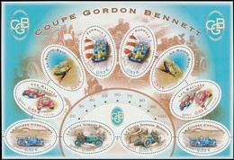 FRANCE Bloc   86 ** MNH Coupe Gordon Bennett Sport Automobile Rallye Raid F1 - Mint/Hinged