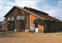 72-----Chemin De Fer Touristique De La Sarthe--ligne De Connerré-beillé à Bonnétable-atelier De Réparation--voir 2 Scans - Matériel