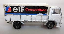 CAMION MAJORETTE FORD ELF 241 - 245 L. 7,5 CM. - Autocarri, Autobus E Costruzione