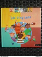 Adèle Ciboul & Clémentine Collinet: Les Cinq Sens/ Nathan-Kididoc, 2008 - Bücher, Zeitschriften, Comics