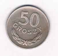50 GROSZY 1949 POLEN  /5823/ - Poland