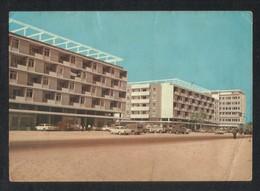 United Arab Emirates Khalid Building Abu Dhabi Picture Postcard U A E UAE - Dubai