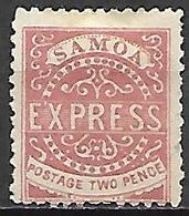 SAMOA    -   1877 .   Non émis - Samoa