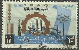 Iraq - 1965 Labor Ministers Conference Used   SG 670  Sc 364 - Iraq