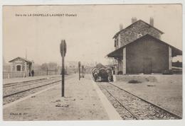 Cantal Gare De LA CHAPELLE LAURENT - Autres Communes