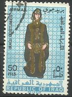 Iraq - 1967 Traditional Costumes  50f Used   SG 773  Sc C20 - Iraq