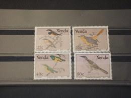 VENDA - 1991 UCCELLI  4 VALORI - NUOVI(++) - Venda
