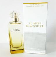 Flacon De Parfum  LE JARDIN DE MR LI De HERMES   EDT  100 Ml Manque 5 Ml - Donna