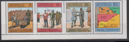 BOTSWANA   1985                  N /  524 / 537        COTE  7 , 50   EUROS         ( W 117 ) - Botswana (1966-...)