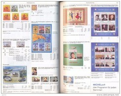 Katalog Michel Asien 2014,1213 Farbseiten DVD-R Japan Korea Mongolei Armenie Georgie Usbekistan Kirgisien Tadjikistan - Stamps