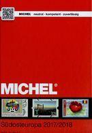 Michel 2017-2018 DVD Sudosteuropa 1265 Pages Bulgaria Greece Romania Turkey Cyprus+16 Rundschau 2018=1,07GB=1590 Pages - Allemand