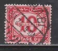 EGYPT Scott # J25 Used - Postage Due - Egypt