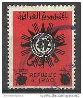 Iraq - 1972 National Defence Fund 5f/35f  Used     Sc RA16 - Iraq