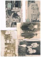 LOT 5 CARTES + PHOTOS SAINTONGEAIS SAINT MAIGRIN BEILLANT - France