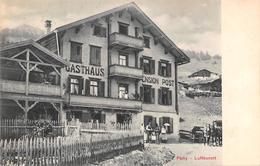 Pany  Postkutsche - GR Graubünden