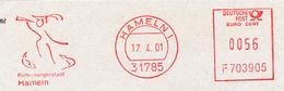 Freistempel 7782 Rattenfänger - Marcophilie - EMA (Empreintes Machines)