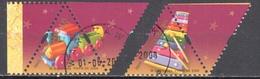 Poland 2008 -  Toys - Mi 4362-63 - Used - Gestempelt - 1944-.... République