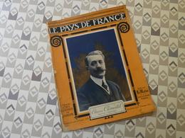 PAYS DE FRANCE N°84. 25/06/16. CLEMENTAL. VERDUN. ARMEE BELGE. CHALUTIER. DRAPEAU AVIATION. ZEPPELIN. - Français