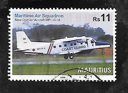 TIMBRE OBLITERE DE MAURICE DE 2016 - Mauritius (1968-...)