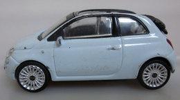 FIAT Nuova 500  METAL 1:43 MONDO MOTORS - Voitures, Camions, Bus