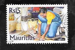 TIMBRE OBLITERE DE MAURICE DE 2004 N° MICHEL 987 - Maurice (1968-...)