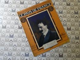 PAYS DE FRANCE N°45. 26/08/15. DE BROQUEVILLE. CARENCY. ARTOIS. YSER. DARDANELLES. ALSACE. NORD. VOLONTAIRE AVIATION. - Français