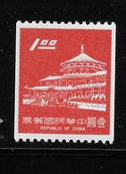 Taiwan 1968-75 Sun Yat Sen Building Yang Ming Shan MNH - 1945-... Republik China