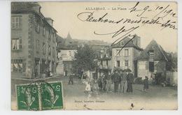 ALLASSAC - La Place - Frankrijk