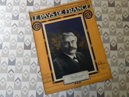 PAYS DE FRANCE N°48. 16/09/15. MILLERAND. YSER. ARGONNE. ENGINS GUERRE AERIENNE. ARRAS. DIXMUDE. PROJECTILES TRANCHEES. - Français