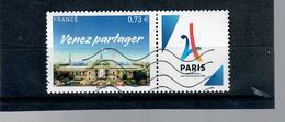 5yt-5144-paris Venez Partager - France