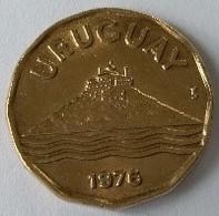 URUGUAY - 20 Centesimos 1976 - Superbe - - Uruguay