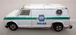 FURGONE POLICE METAL L. 7 CM. - Collectors E Strani - Tutte Marche