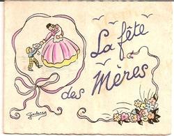 LA FÊTE DES MERES    Illustrateur    G.Leclercq - Cartes