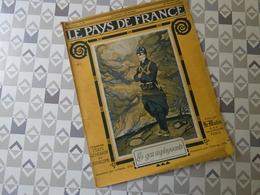 PAYS DE FRANCE N°53. 21/10/15. GAZ ASPHYXIANTS. PICARDIE. BATAILLON CHASSEURS CHALONS CHAMPAGNE. TAHURE. BETHENY. - Français