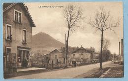 A117  CPA   LE RABODEAU   (Vosges)  Boulangerie-Epicerie   - Cliché Aubertin  Saales  ++++ - Francia