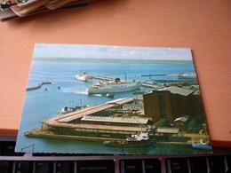 Havnen Esbjerg  The Harbour - Dänemark