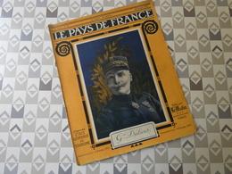 PAYS DE FRANCE N°54. 28/10/15. Gal DUBOIS. GRENADIER. SAINT GEORGES A NIEUPORT. GURY. JOURNEE DU POILU. - Français