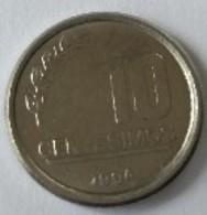 URUGUAY - 10 Centesimos 1994 - - Uruguay
