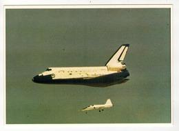 Le Retour De COLUMBIA Après La Première Mission. - Astronomie