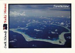1 AK Cook Islands * Suwarrow Atoll - Heute Ein National Park - Es Ist Das Südlichste Atoll Der Nördlichen Cook-Inseln * - Cook-Inseln
