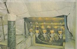 BETHLEHEM---the Holy Manger--voir 2 Scans - Giordania